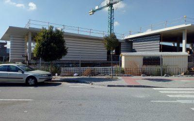 La construcción del Centro en marcha: ¡Ya podemos ver un gran avance!